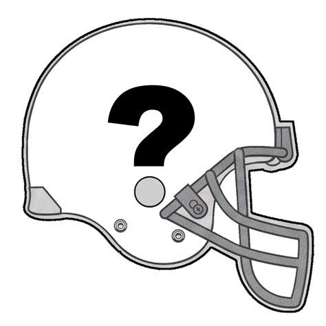 football design template football helmet design template clipart best