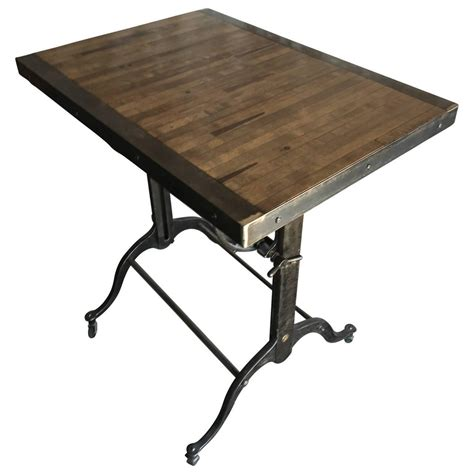 Small Drafting Desk Small Drafting Table At 1stdibs