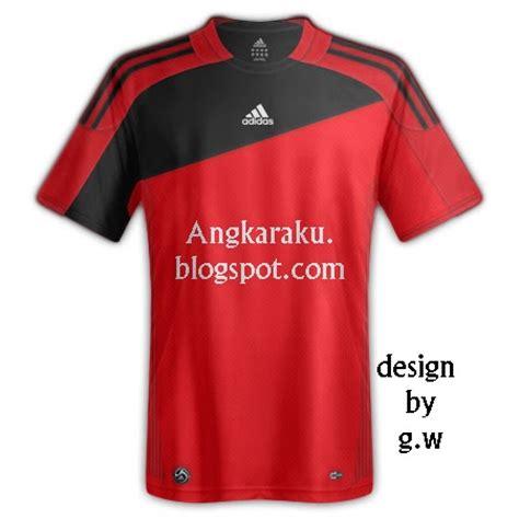 desain kaos futsal merah angkaraku desain kaos futsal dan sepakbola merah maroon