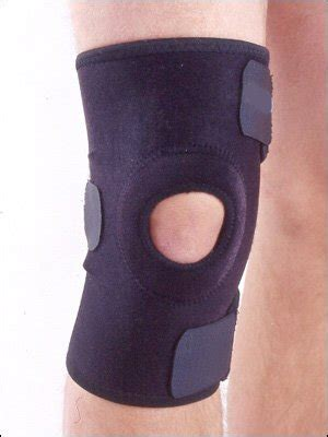 Lp Support Knee W Vertical Btrs Black Uk S Lp 720 200000242 knee brace support