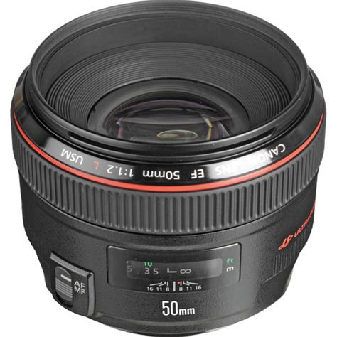 50mm Lens Frame by 42nd Photo Canon 1257b002 Ef 50mm Canon