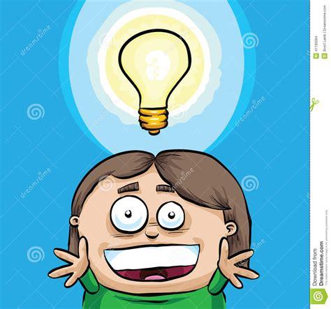 Bright Idea L by Bright Idea Stock Illustration Image 41195084