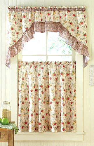 Pear Kitchen Curtains The 25 Best Ideas About Kitchen Curtain Sets On Kitchen Curtains Cottage Seat