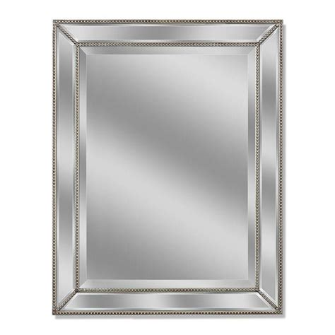 25 best ideas about framed 30 best ideas of double bevelled mirrors