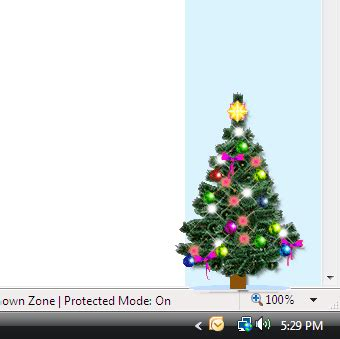free christmas tree desktop application tech salsa