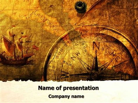 ancient powerpoint template http www pptstar powerpoint template ancient map