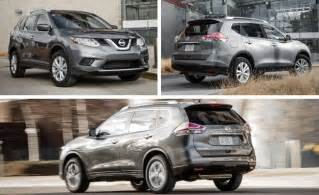 Nissan Rogue Build 2016 Nissan Rogue Sv Awd Review Car And Driver