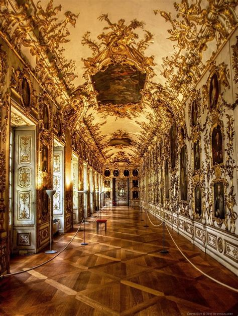 handsome men aged and gilded palazzo interiors dreamy golden french victorian hallway palace gold leaf