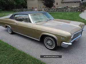 1966 chevrolet caprice coupe 396 caprice photo 13