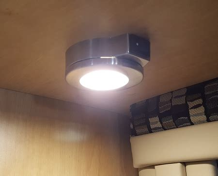 Light Reading Ceiling L E D With Switch Ceiling Reading Light