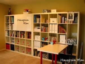 Homeschool Room Photos