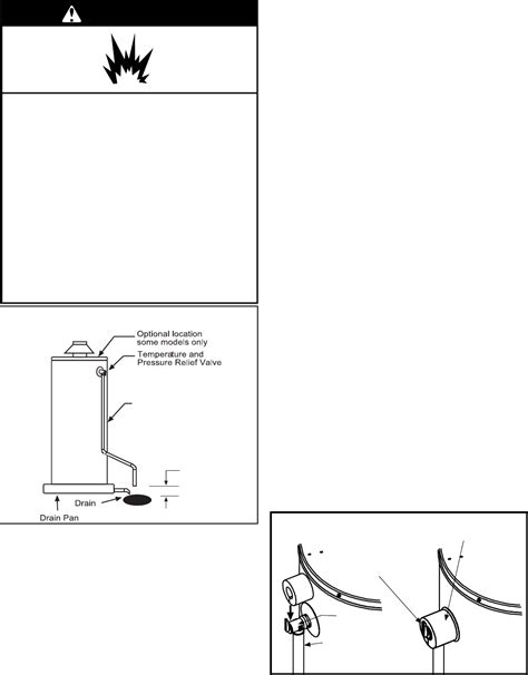 whirlpool water heater manual page 14 of whirlpool water heater sg1j5040t3nov 7k user