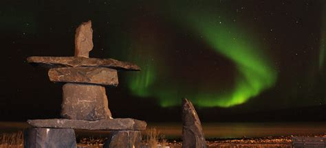 northern lights tours canada northern lights
