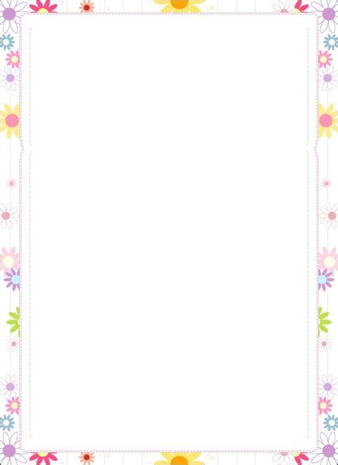 printable stationary borders stationery paper printable stationery free stationery