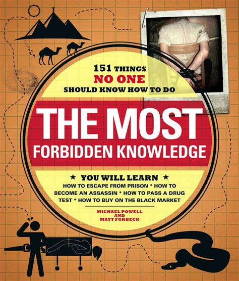 the most forbidden knowledge ebook by michael powell matt