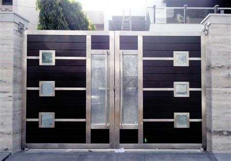 manufacturers of highly durable stainless steel gates