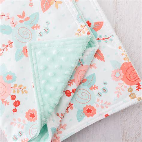 pattern minky fabric minky baby blanket tutorial 187 loganberry handmade