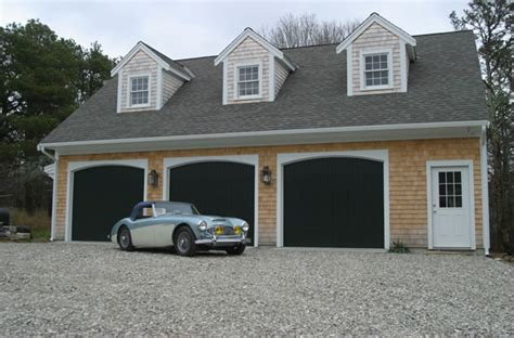 how big is a 3 car garage sara jane porter architect garage east sandwich cape cod