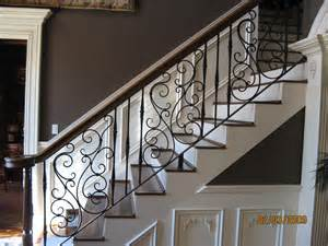 Wrought Iron Railing Photos