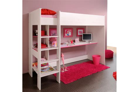 lit enfant mezzanine bureau lit mezzanine et bureau int 233 gr 233 trendymobilier com