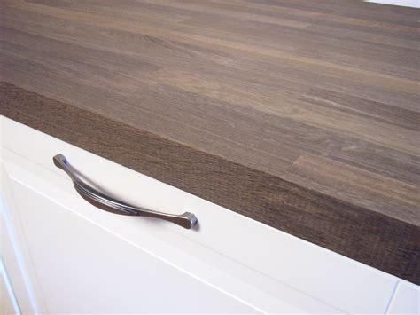 Arbeitsplatte / Küchenarbeitsplatte Massivholz