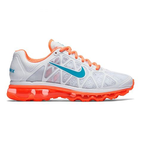 white nike running shoes for nike air max n7 running shoes for white orange