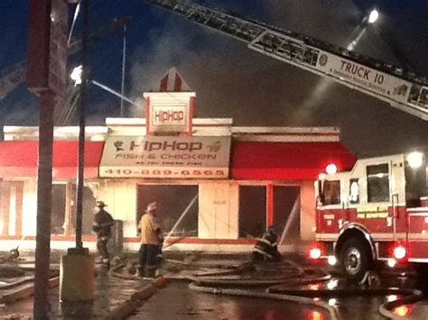 Fireplace Stores In Maryland by Arson Detectives Investigating At Chicken Restaurant