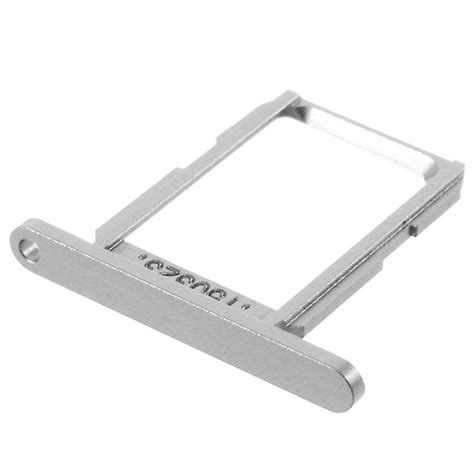 Sim Card Template For Samsung S6 by Samsung Galaxy S6 Sim Card Tray Silver