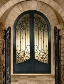 Front Door Arch Arched Doors