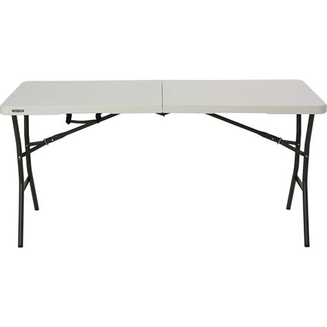 lifetime 8 folding table lifetime folding cing table bbq picnic dining portable