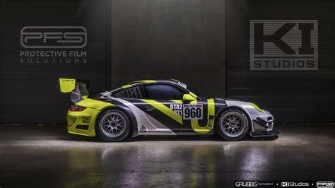 porsche 911 racing avery dennison porsche racing livery protective