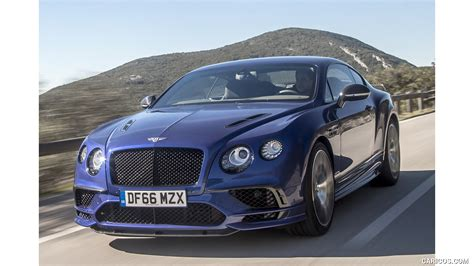 bentley coupe blue 2018 bentley continental gt supersports coupe color