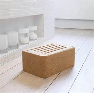 cork bath step by authentics notonthehighstreet