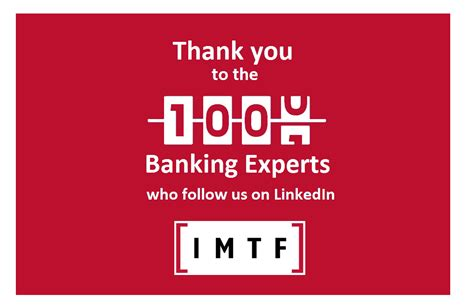 Thank You Letter Linkedin 1000 followers on linkedin a special thank you imtf