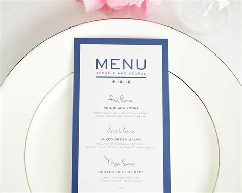 Wedding Menu by Wedding Catering Archives Inn At The Silk Mill