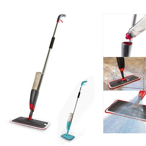 Spray Mop T1310 1 self spray mop with micro fiber pad stainless steel laabai lk best prices in sri lanka