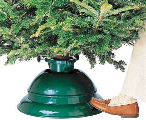 swivel christmas tree stand with water resevoir emerald innovations xts1 swivel tree stand for 12 tree 5ive dollar market