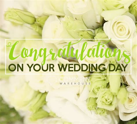 Wedding Congratulations In by Congratulations On Your Wedding Day Www Pixshark