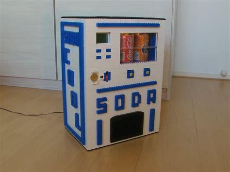 lego tutorial soda machine lego soda machine youtube