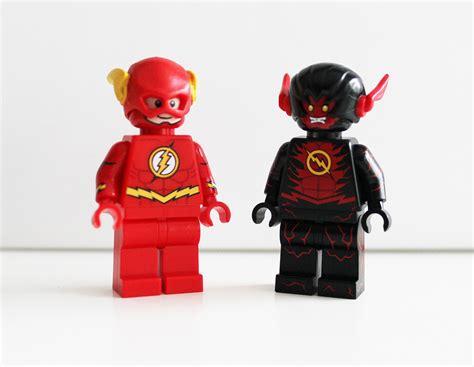 Lego Marvel The Minifig Series Bootleg lego custom new 52 flash flash updated the