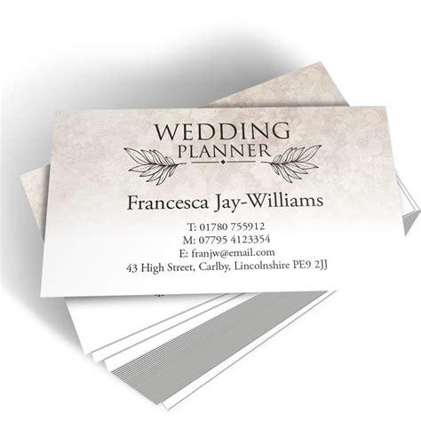 Wedding Planner Card