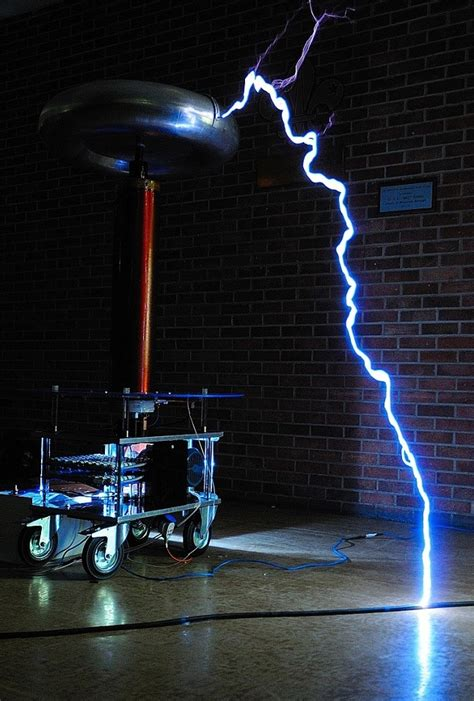About Tesla Coil Tesla Coils How They Work