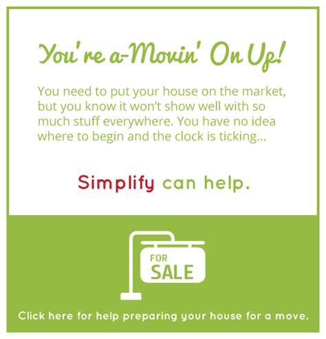 Simplify Me Can Help You Move You To Your New Home With What Is Functional Beautiful And Meaningful | simplify organizing simplify organizing llc
