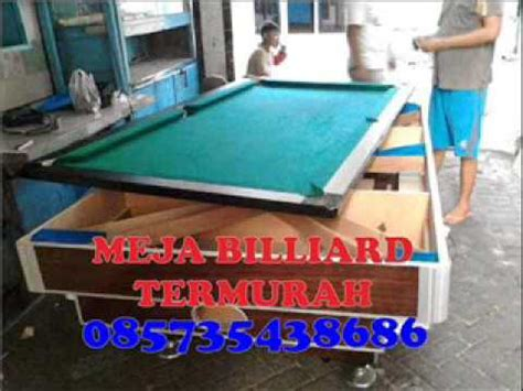 Jual Meja Billiard Second 085735438686 meja billiard termurah kota padang