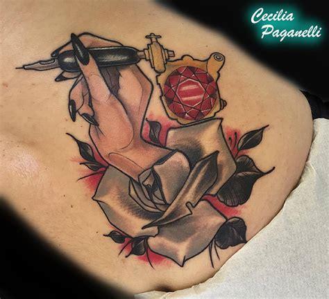 prison tattoo ink cecilia paganellinero ink prison ink