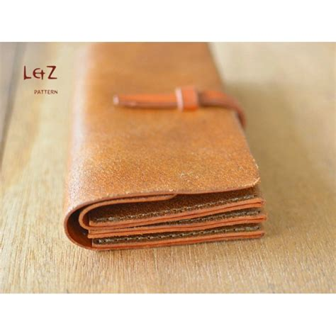 pattern for a leather wallet bag patterns retro long wallet patterns vintage long