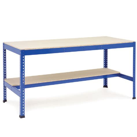 shelf bench workbenches heavy duty work bench with lower half
