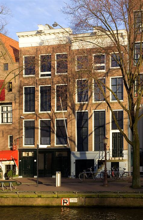 where is the anne frank house coop goes to europe part 35 otto anne