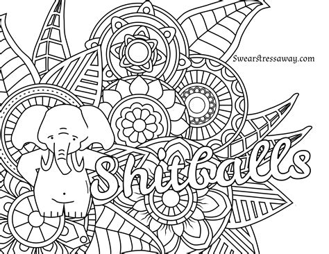 coloring pages for adults printable coloring pages adults printable coloring page
