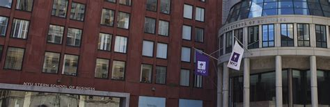 Nyu Mba Part Time Application by Nyu School Of Business